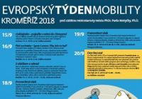 Evropský týden mobility - Kroměříž