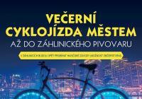 Večerní cyklojízda městem - Kroměříž