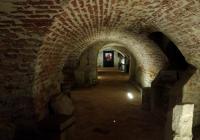 Podzemí baziliky Nanebevzetí Panny Marie a sv. Cyrila a Metoděje