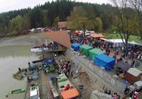 Tradiční výlov rybníka Olšovec - Jedovnice