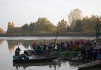 Výlov Bohdanečského rybníka