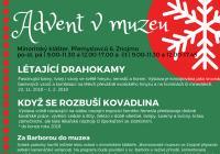 Advent v Jihomoravském muzeu ve Znojmě