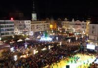 Rozsvícení vánočního stromu - Ostrava