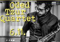 Oded Tzur Quartet (IL/GR/USA)