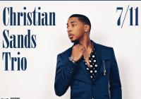 Christian Sands Trio (USA/JPN)