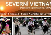 Přednáška s promítáním Vietnam J. Pipal