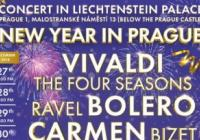 New Year Concert in Liechtenstein Palace