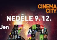 Levná neděle - Cinema City Velký Špalíček Brno