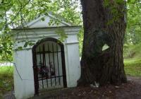 Kaplička u hřbitova, Doksy