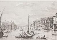 Zlatý věk benátské veduty: Canaletto, Marieschi, Guardi