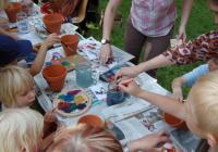 Cyklus tradiční řemeslné dílny pro děti – Květiny, které neuvadnou