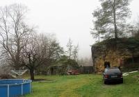 Zřícenina hradu Kvítkov