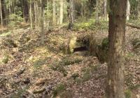 Zřícenina hradu Frýdlant, Karba