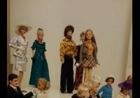 Panenky a autíčka - výstava na hradě Veveří