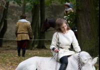 Jarní rytířské slavnosti na zámku Stekník