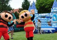 Den dětí na zámku Lednice