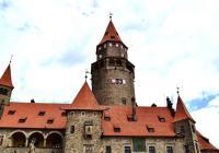 Běžíme na hrad Bouzov
