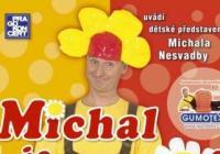 Michal je kvítko - Městská knihovna Praha
