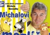 Michalovi mazlíčcci - Městská knihovna v Praze