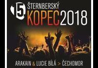 Šternberský kopec - festival