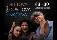 Bittová Dusilová Načeva - Brno