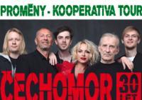 Čechomor Kooperativa Tour - Praha