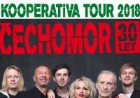 Čechomor Kooperativa Tour - Žďár nad Sázavou