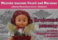 Krojované panenky - Městské muzeum Veselí nad Moravou