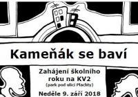 Kameňák se baví - Brno