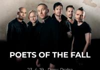 Poets of the Fall v Praze