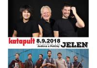 Jedlovská muzikální tradice Jelen Katapult