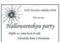 Haloweenská párty