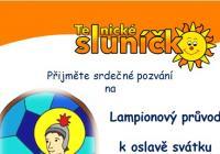 Svatomartinský lampionový průvod - Telnice