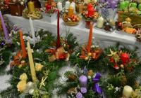 Vánoční Flora Olomouc