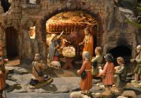 Kde nocovat budem? Výstava kostelních betlémů z Táborska a okolí