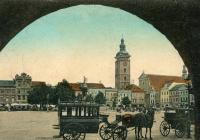 České Budějovice před sto lety – proměny města ve fotografiích a knihách