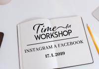 Školení Instagramu a Facebooku