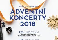 Adventní koncerty - Praha Smíchov