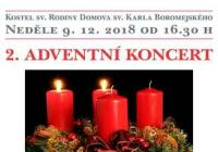 2. Adventní koncert - Praha Řepy