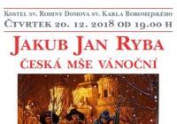 Česká mše vánoční - Praha Řepy