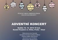 Adventní koncert a Česká mše vánoční - Praha Vinoř