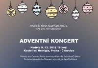 Adventní koncert a Česká mše vánoční - Praha Čakovice