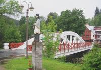 Socha sv. Jana Nepomuckého, Špindlerův mlýn