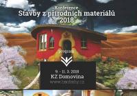 Stavby z přírodních materiálů 2018