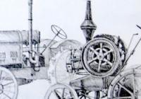 Kouzlo historické techniky