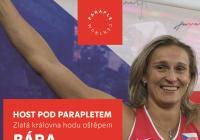 Host pod Parapletem: Bára Špotáková