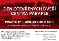 Den otevřených dveří Centra Paraple