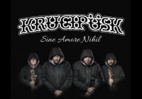 Krucipüsk + support / Vroutek - Zkušebna