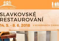 Slavkovské restaurování - Zámek Slavkov u Brna