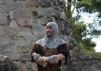 Prohlídky s loupeživým rytířem na hradě Valdštejn